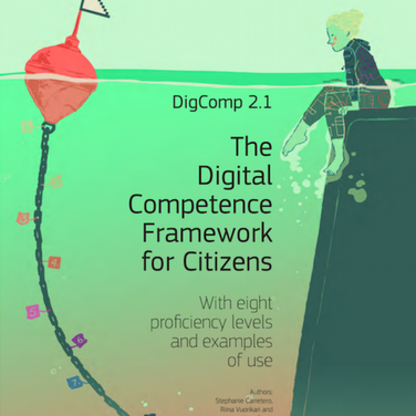 DigComp 2.1: The Digital Competence Framework for Citizens with eight proficiency levels and examples of use