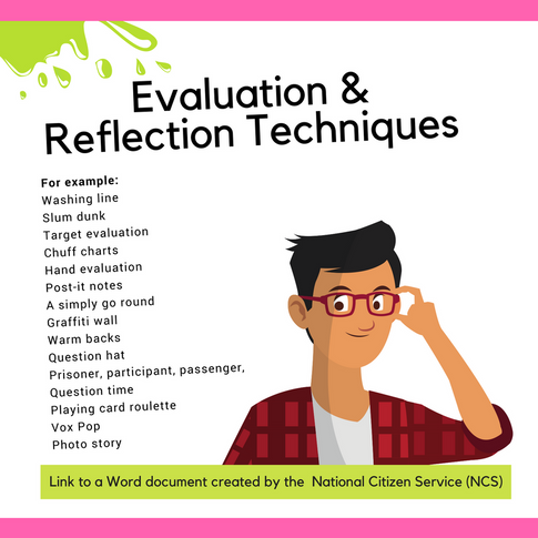 Evaluation & Reflection Techniques