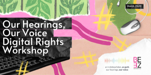 Copy of Our Hearings, Our Voice Digital