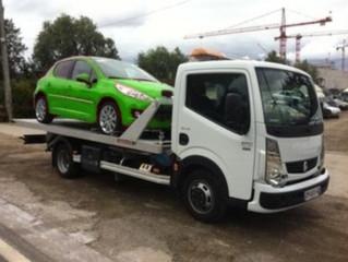 Épaviste partenaire des garages automobiles sur Lyon et le Rhone