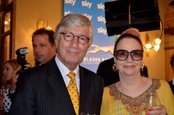 28. Verleihung des Bayerischen Fernsehpreises in München.-3.06