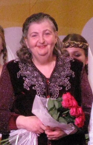 Елена Горник
