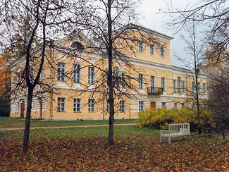 Нам пишут из музея А.С. Пушкина в селе Берново