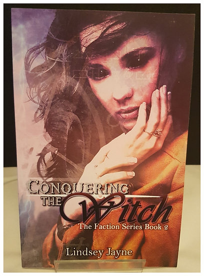 Conquering the Witch Signed Paperback