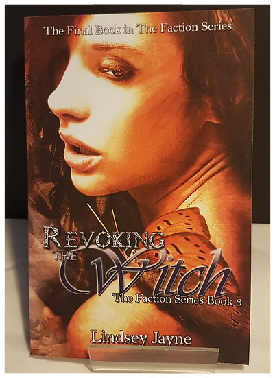 Revoking the Witch Signed Paperback