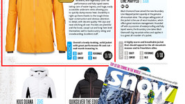 As Seen In... Snow Magazine