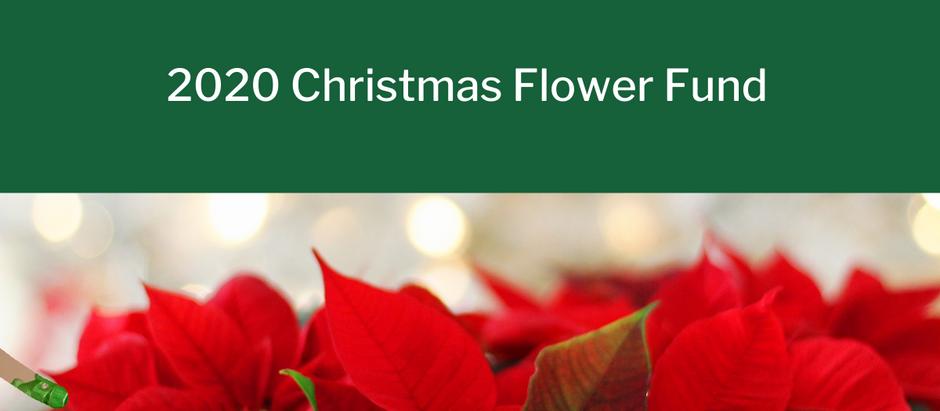 Christmas Flower Fund