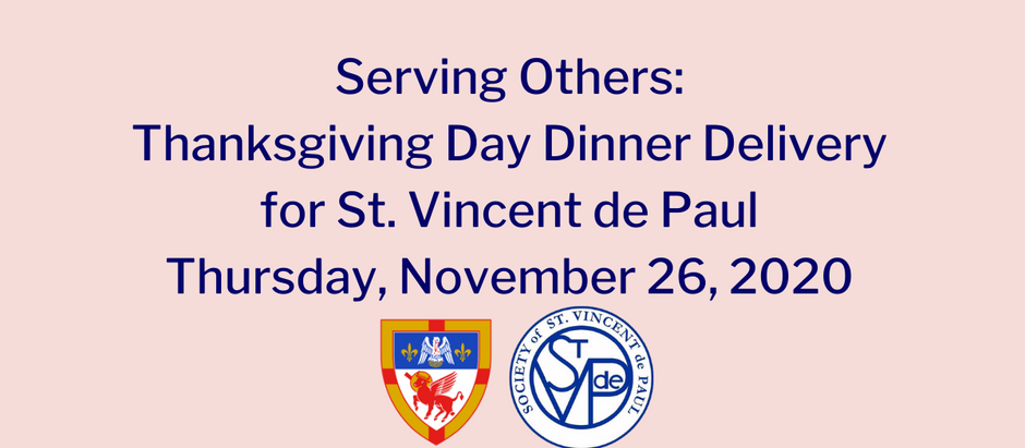 Serving Others this Thanksgiving