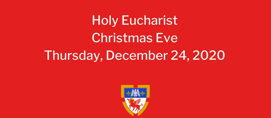 Christmas Eve Service at 3pm and 5:30pm
