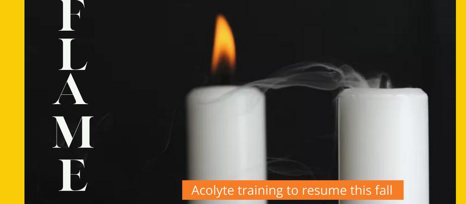 FLAME: Acolytes return