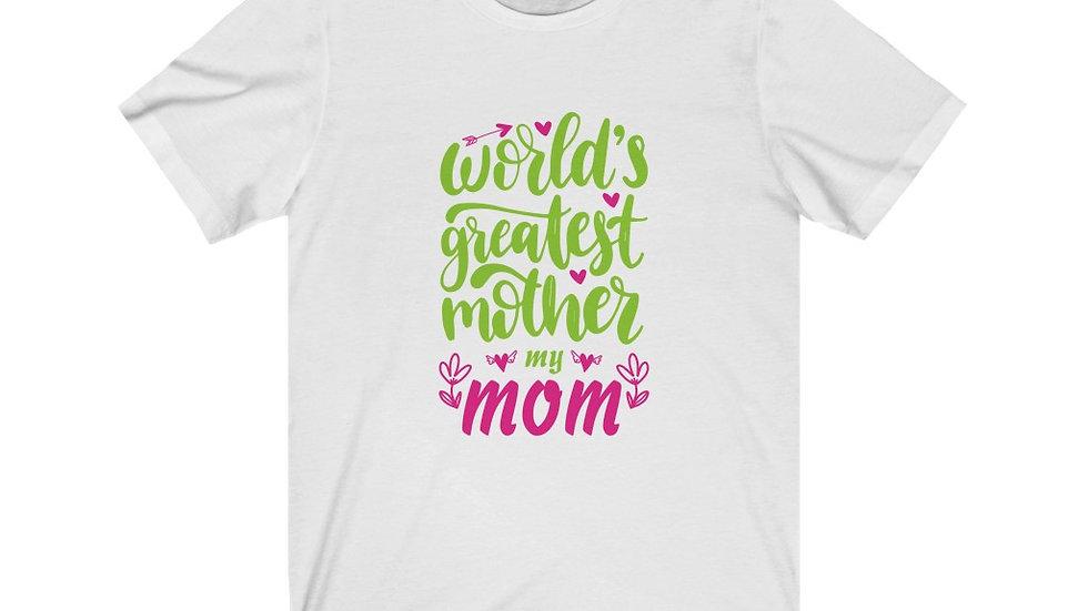 Beautiful Mom's- Jersey Short Sleeve Tee
