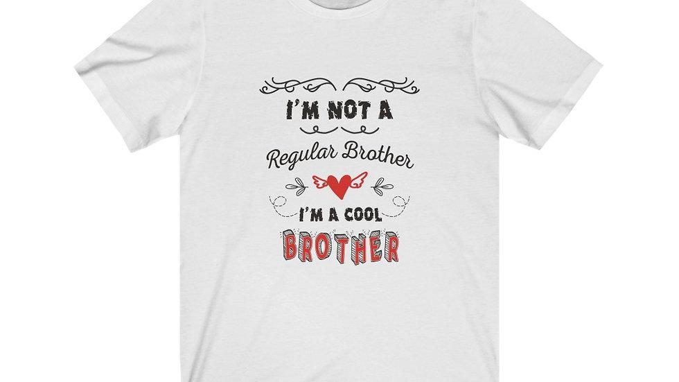 Handsome Brother's - Jersey Short Sleeve Tee