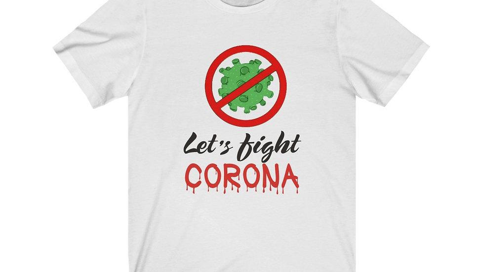 Corona - Unisex Jersey Short Sleeve Tee