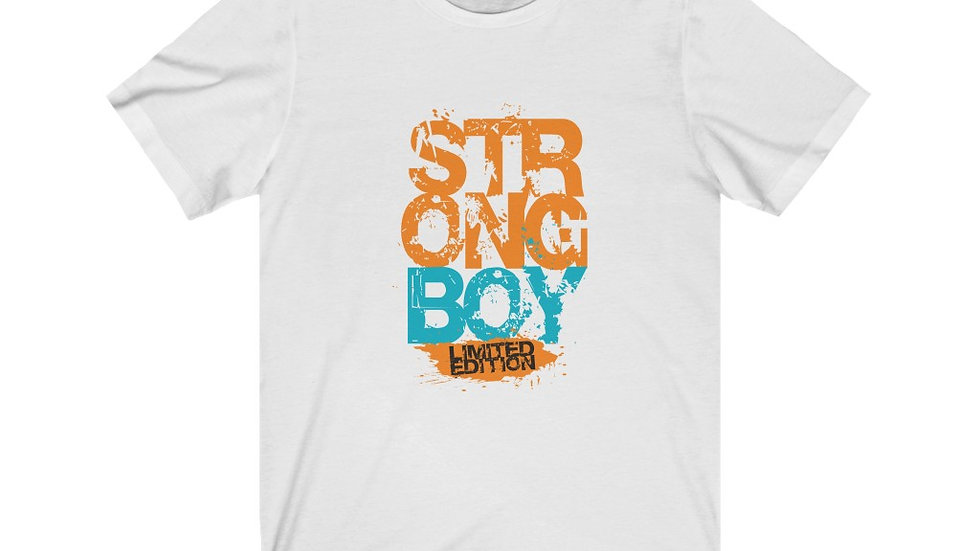 Young Boy's-Jersey Short Sleeve Tee