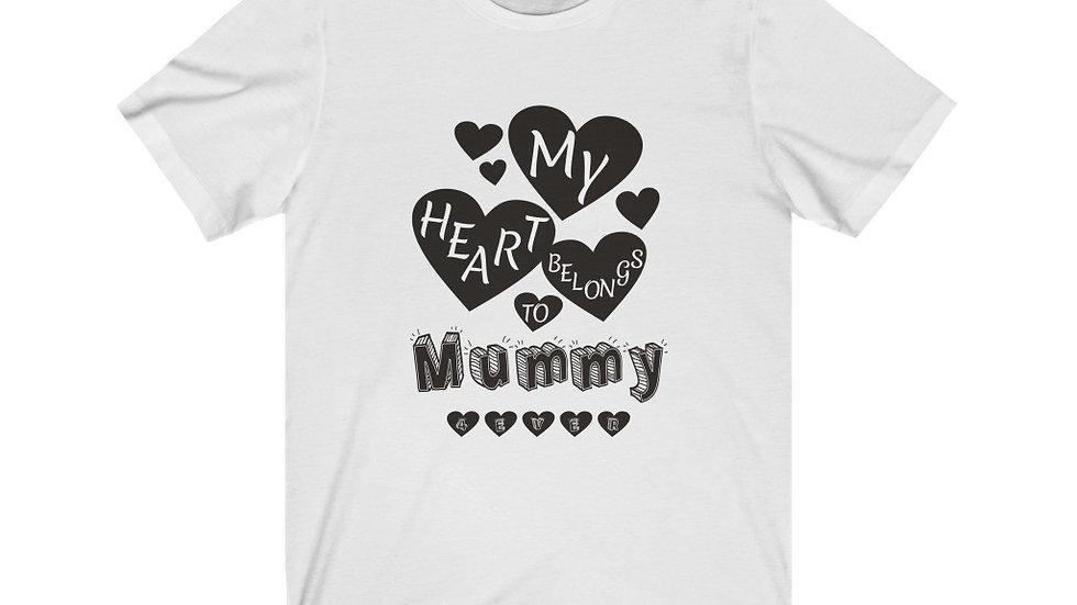 Beautiful Mom's -Jersey Short Sleeve Tee