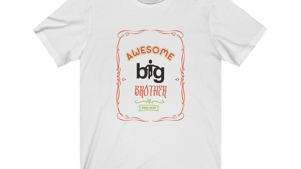 Handsome Brothers - Jersey Short Sleeve Tee