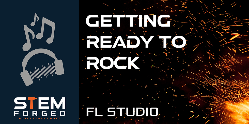 Getting Ready to Rock with FL Studio