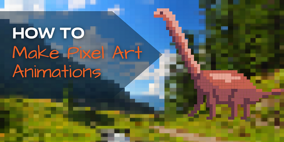How to Make Pixel Art Animations