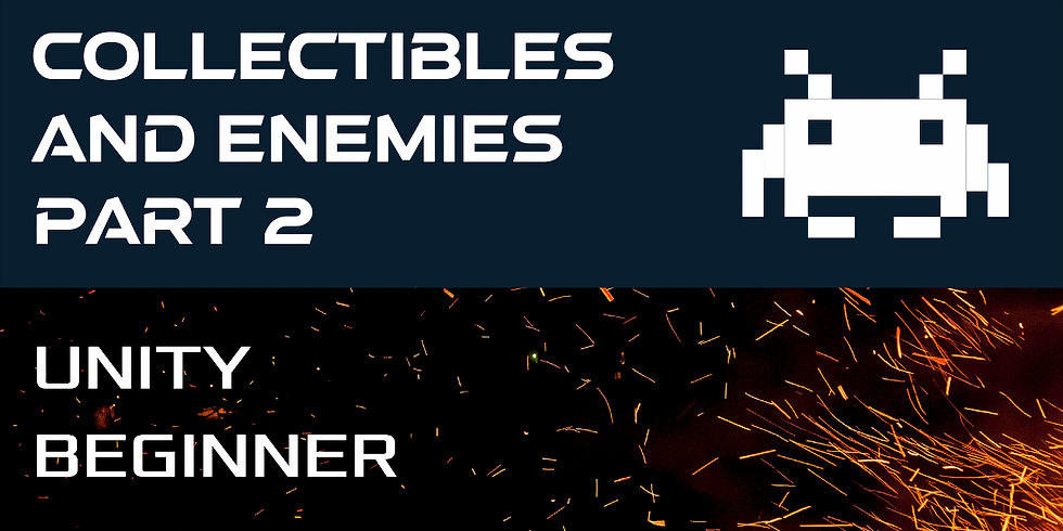 Collectibles and Enemies Part 2