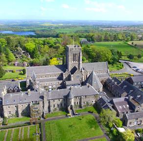 Year 8 Retreats - Mount St Bernard Abbey