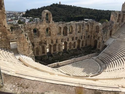 04.2017 : Séminaire à Athènes