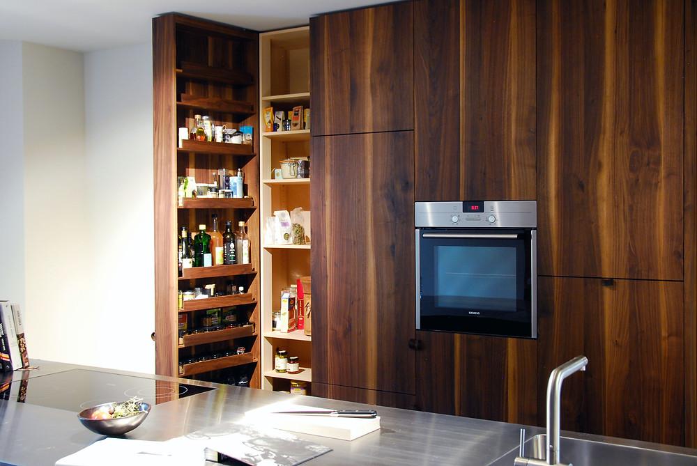 Kofferschrank / cupboard / Wolfgang Lässer