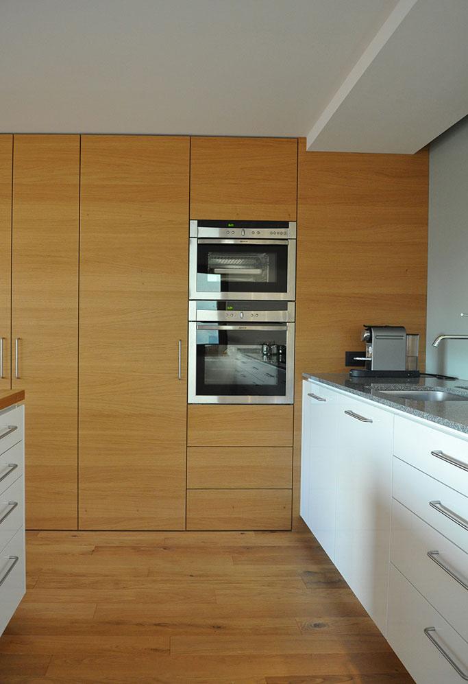 Geräteschrank Küche