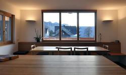 Tisch mit Ausblick