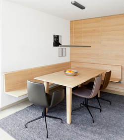 Diningtable and Bench