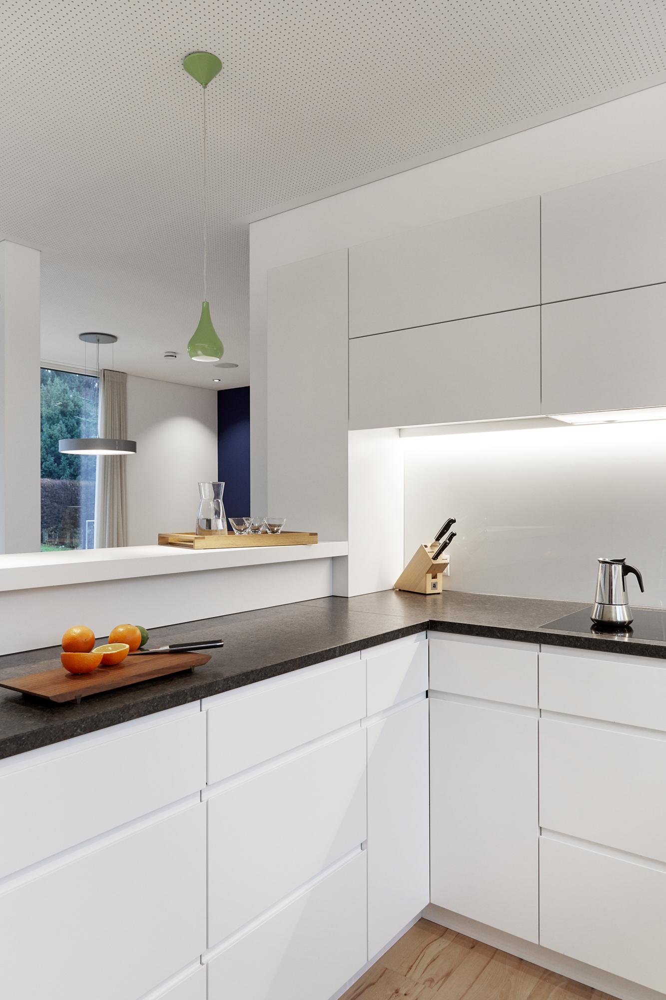Küche Stauraum