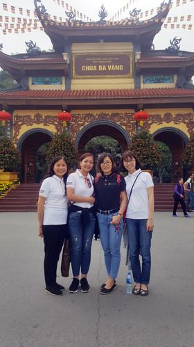 Chùa Ba Vàng - Quảng Ninh