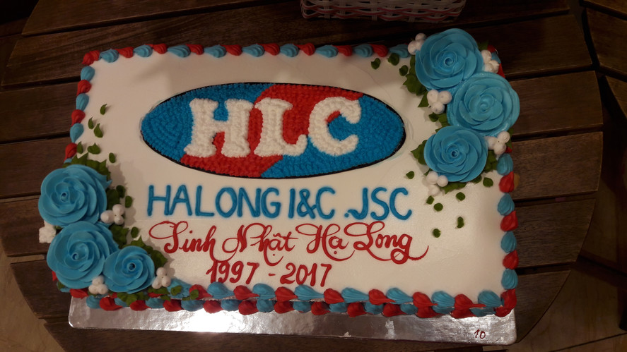 Kỷ niệm 20 năm thành lập công ty