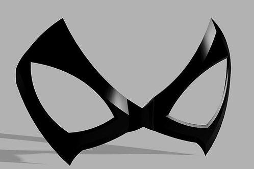 Maske angelehnt an Black Cat