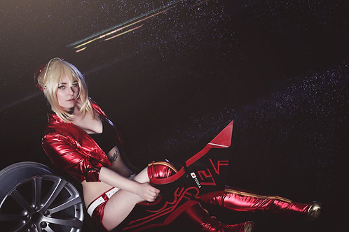 Racer Nero Sword