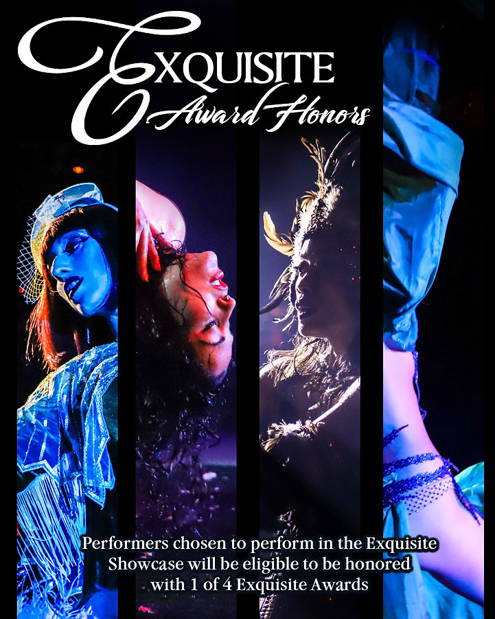Exquisite Award Honors