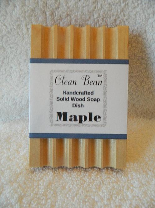 Maple Soap Dish