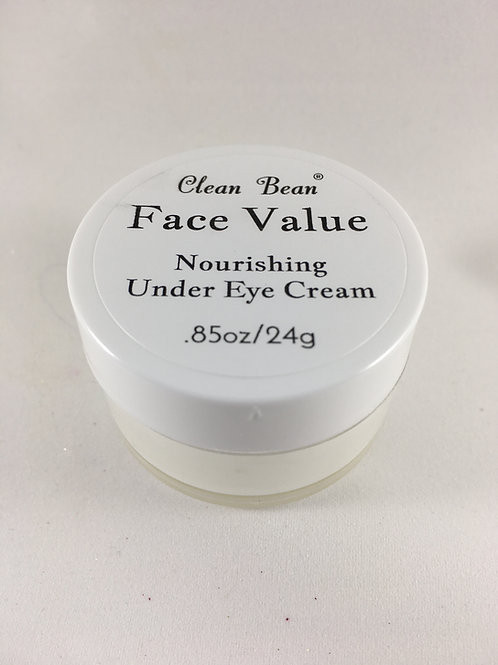 Face Value Nourishing Under Eye Cream .85 oz.