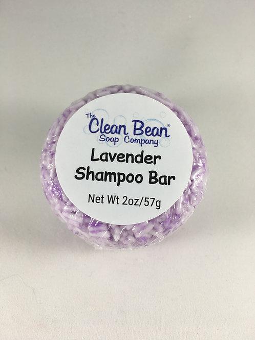 Shampoo Bar - Lavender Vanilla