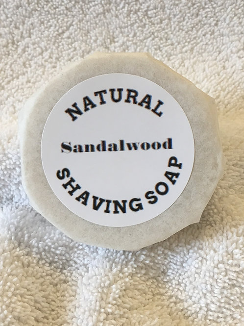 Shaving Soap - Sandalwood