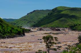 Rapids on Mahajilo river