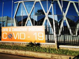 Centre de Commandement Operationnel COVID-19