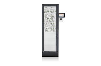Traka L-Touch Key Cabinet System