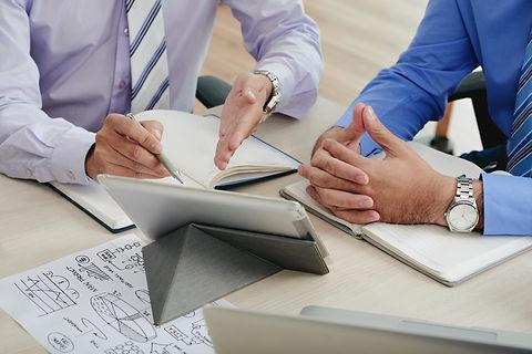 Frustrated Business Owner Marketing Webs