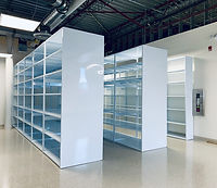 4 Post L&T Shelving