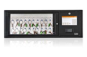 Traka M-Touch Key Cabinet System