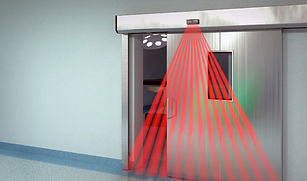 Door Approach and Motion Sensors