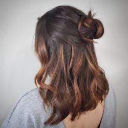 Balayage Hairstyle - Liv Hair - Calgary