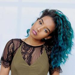 Mermaid Hairstyle - Liv Hair - Calgary H