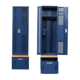 Athletic Wardrobe Lockers