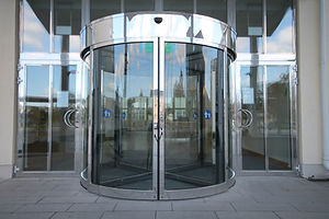 Revolving Door Repair & Maintenance